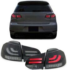 LED Celis Lightbar Rückleuchten schwarz smoke für VW Golf 6 VI 5K1