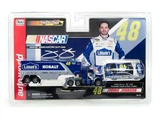 NEW HO AUTO WORLD RACING RIGS JIMMY JOHNSON XTRACTION SUPER 3 LOWES 48 NASCAR