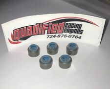 Yamaha YFM660 YFM 660 R RAPTOR GRIZZLY Rhino - VITON Valve Seals - Set of 5