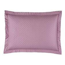 """$130 RALPH LAUREN Standard SHAM WYATT 20"""" x 28"""" Duchess Lavender COTTON"""
