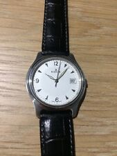 Edox Manual Hand Winding Watch Bauhaus Handwind Bambino Visodate Homage Vintage