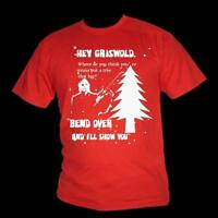 National Lampoons CHRISTMAS VACATION - Chevy Chase movie quote mens t-shirt.