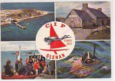CPSM 29110 GLENAN Archipel Ile Saint Nicolas CIP multivues 4 vues  Edt JACK