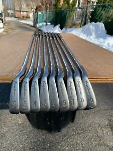 Tommy Armour 845's Silver Scot Irons, 2-PW (LH)