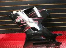 12 - 13 2012 2013 HYOSUNG GT650R OEM LEFT LOWER FAIRING PLASTIC HAS MARKS GT3