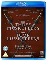 Les Trois Mousquetaires / The Quatre Mousquetaires Blu-Ray Blu-Ray (OPTBD2293)