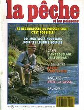 Revue  La pêche et les poissons No 540 Mai 90