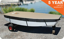 Custom Fit LASER Sail Boat OEM Cover Sunfish Deck Cover / Mast Up w/Boom Pocket