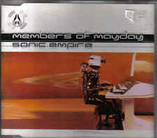 Members of Mayday-Sonic Empire cd maxi single