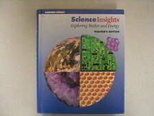 Science Insights Teacher's Edition Addison 0201810034