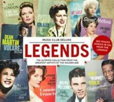 VARIOUS ARTISTS - LEGENDS BOX SET NEW CD
