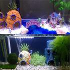 Spongebob Squarepants Pineapple House Fish Tank Aquarium Ornament Home