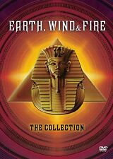 Earth, Wind  Fire - The Collection (DVD, 2005) SEALED