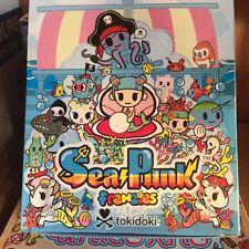 Tokidoki SeaPunk frenzies keychain toy figurine set of 9 no romantico 5349