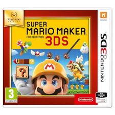 Super Mario Maker (Nintendo 3Ds) (Selects)