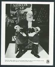 SEBASTIAN CABOT in Miracle On 34th Street '73 SANTA CLAUS CHAIR