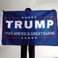 "3"" x 5"" Foot Donald J. Trump Flag Make America Great Again for USA President"