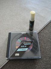 CD / DVD Reinigungsgerät VIVANCO ACD 24  mit Flüssigkeit NEU unbenutzt voll OK