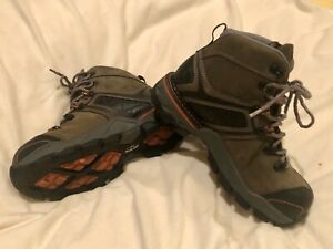 Irish Setter By Redwing 3853 Voyager  Brown Pebbled Leather Work Shoes New