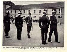 Dreyfus Rehabilitierung Verleihung des Kreuzes der Ehrenlegion c.1906