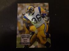 Jerome Bettis 1993 Playoff #124 Rookie Football Card NM/M Condition LA Rams