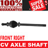 FRONT RIGHT CV Axle Shaft For LAND ROVER DISCOVERY 99-04