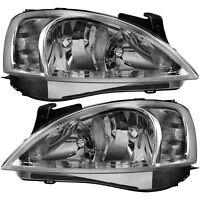 Scheinwerfer Set (rechts & links) Opel Corsa C Bj. 00-03 (Bosch System)
