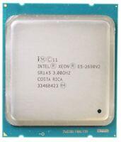 Intel Xeon E5-2690 v2 - 3.00GHz 10 Core LGA2011 X79 R620 / DL360p G8/ Gaming CPU