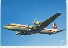Douglas DC 7C aviation/aircraft/airplane/aeroplane/airline