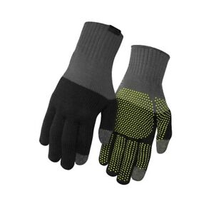 Winter Gloves Knit Merino Black Giro Cycling