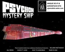 Space:1999 Psychon alien ship model kit