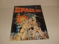 SPACE 1999 COMIC MAGAZINE #1 (TV) (Charlton 1975) Origin MOONBASE ALPHA! RARE