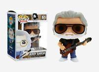 Jerry Garcia Nuovo POP Rocks Action figure Funko Vinyl Figure 61