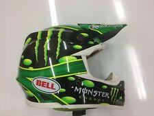 Bell Moto 9 Flex Size Medium Monster Green / Black
