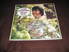 Cliff  Richard  All  My  Love   Mint -  Vinyl   LP   1965  MFP  Stereo   Label
