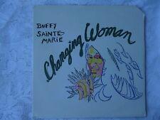 BUFFY SAINTE MARIE- UNPLAYED NEAR MINT RECORD- VERY RARE DJ COPY-