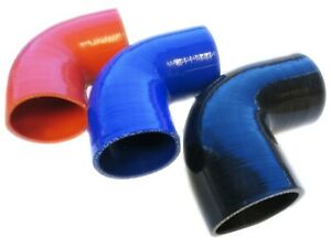 Silicone Elbow 90 Degree - Pipe Joiner Universal Water Air Hose Bend