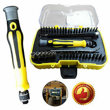 45 in 1 Precision Torx Screwdriver Bit Set Mobile Phone Repair Tool Tweezer Kit