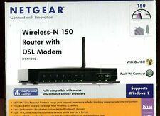 Netgear N 150 router DGN 1000 new