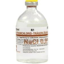 NATRIUMCHLORID Trägerlösung Injektionslösung 100ml PZN 4970698