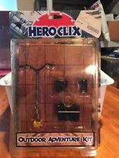 Heroclix Outdoor Adventure Kit   Wizkids  WZK3901US  NEW & FACTORY SEALED