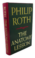 Philip Roth THE ANATOMY LESSON  1st Edition 1st Printing