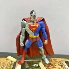"DC Universe Superheroes Cyborg Superman 6"" Loose Action Figure"