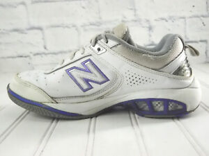 NEW BALANCE 806 Women's Lace Up Tennis Shoes US 7 EE EU 37.5 UK 5