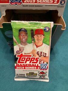 2019 Topps Series 2 Retail Pack - Additional packs ship for free.