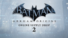 Batman: Arkham Origins-Online Supply Drop 2 DLC PC * STEAM CD-KEY * 🔑 🕹 🎮