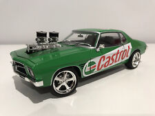 "Greenlight 1973 Holden HQ GTS MONARO ""hanful"" Castrol 1 24 Scale Diecast"