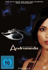 6 DVDs * ANDROMEDA - SEASON / STAFFEL 2 - GENE RODDENBERRY # NEU OVP &