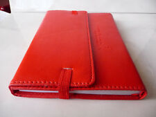 Johnnie Walker Keep Walking Red notebook advertising whisky used rare