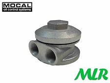 MOCAL TOP01 3/4UNF SIDE EXIT REMOTE OIL FILTER TAKE OFF PLATE FORD VW ROVER YL